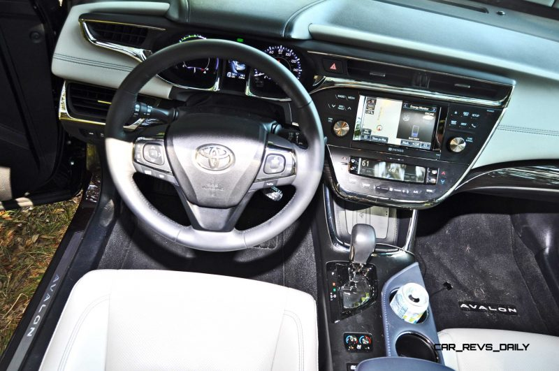 Road Test Review - 2015 Toyota Avalon Hybrid 40