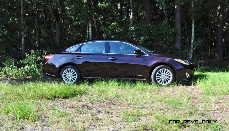 Road Test Review - 2015 Toyota Avalon Hybrid 7