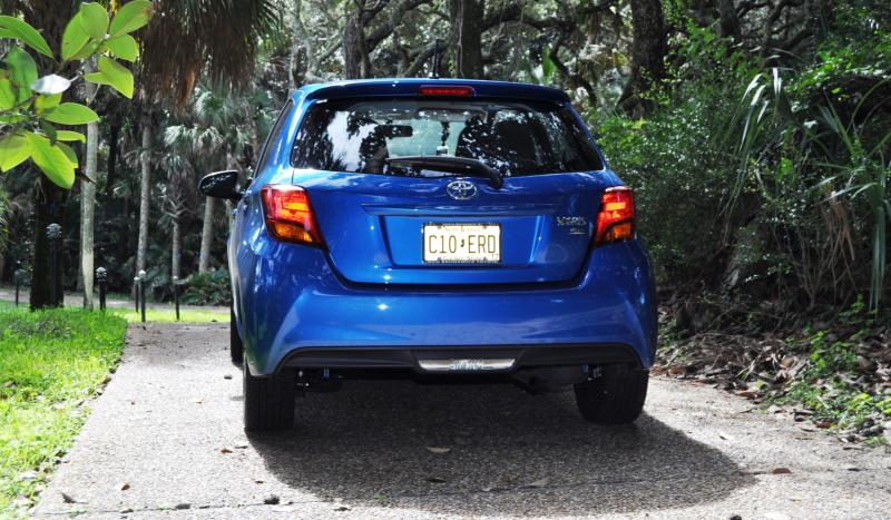 Road Test Review - 2015 Toyota Yaris SE 5-Door 91