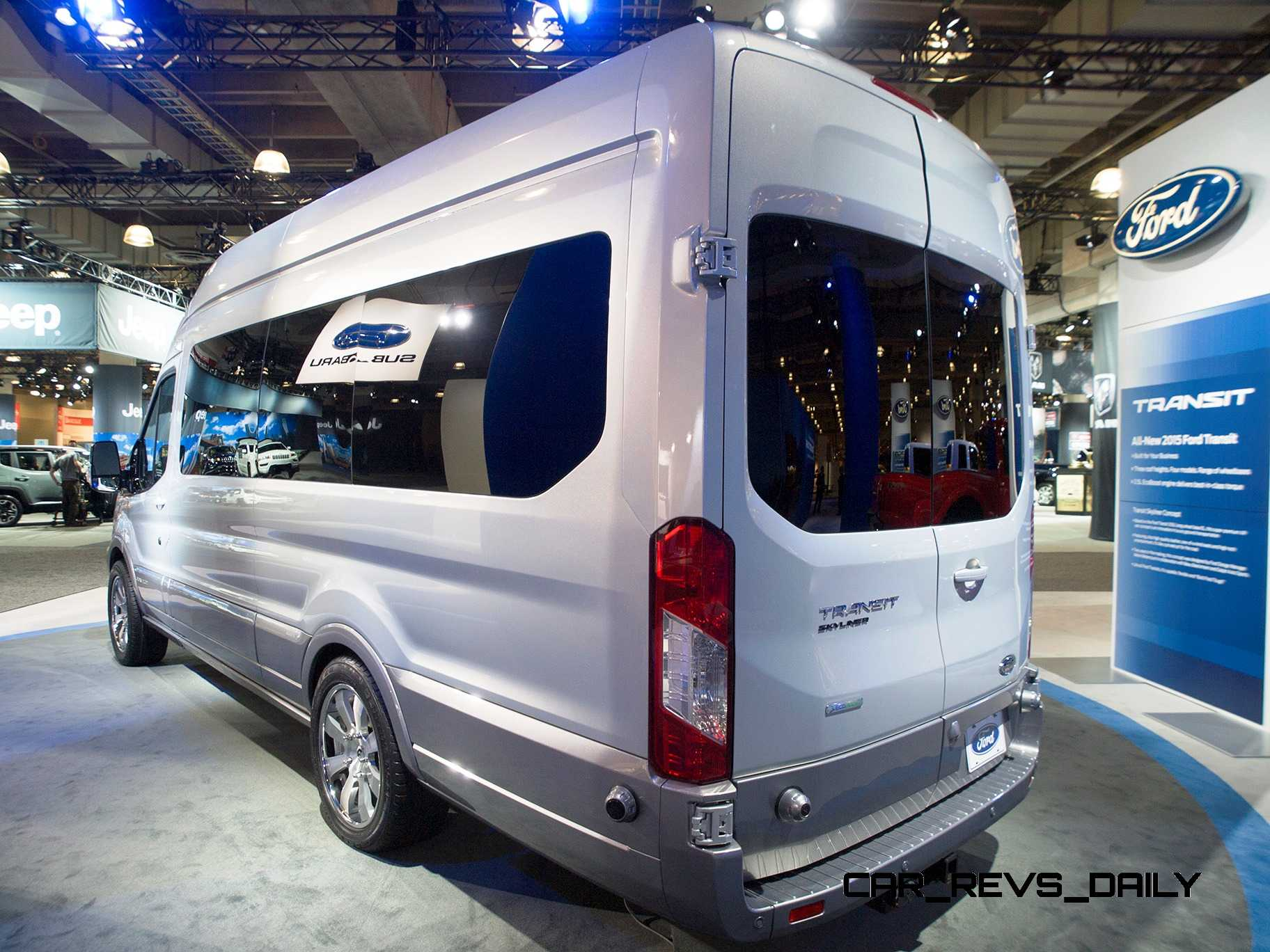 Sema Ford Expeditions Are Menace Ii Society Tjin Dub And