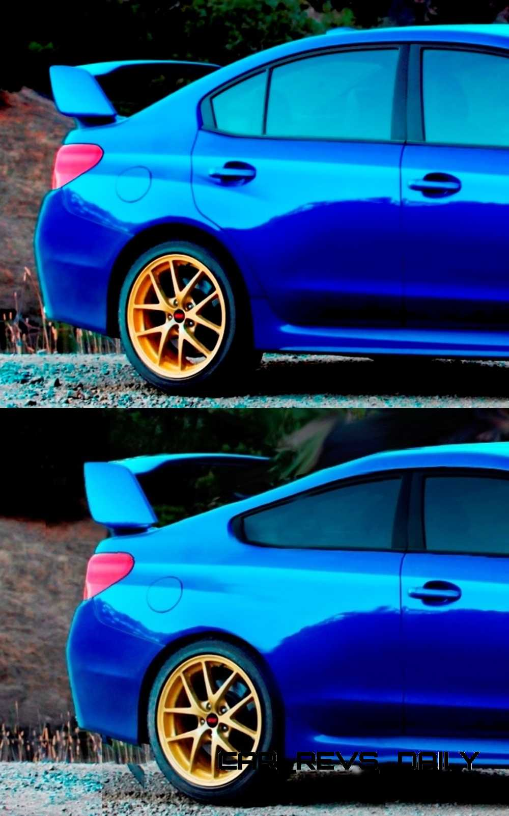 Spec Rendering 2016 Subaru Wrx Sti Rs500 Coupe