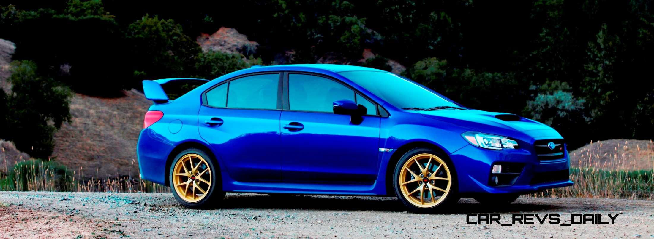 Mid City Subaru >> Spec Rendering - 2016 Subaru WRX STi RS500 Coupe