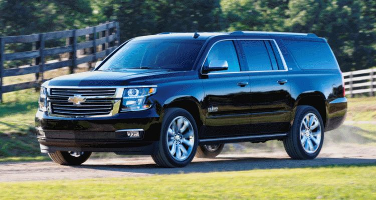 Chevy Introduces Suburban and Tahoe Texas Editions to ...