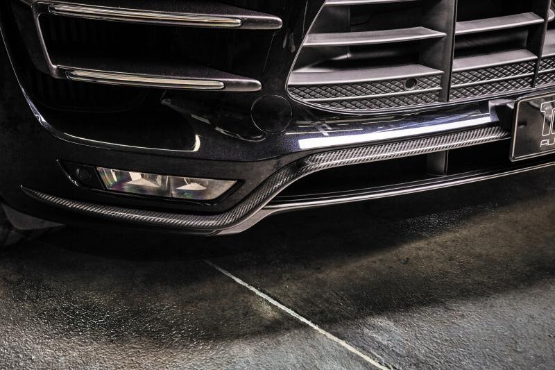 TECHART_for_Porsche_Macan_front_duct_trim_carbon