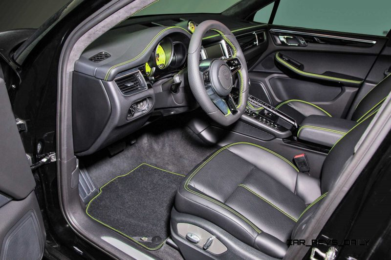 TECHART_for_Porsche_Macan_interior