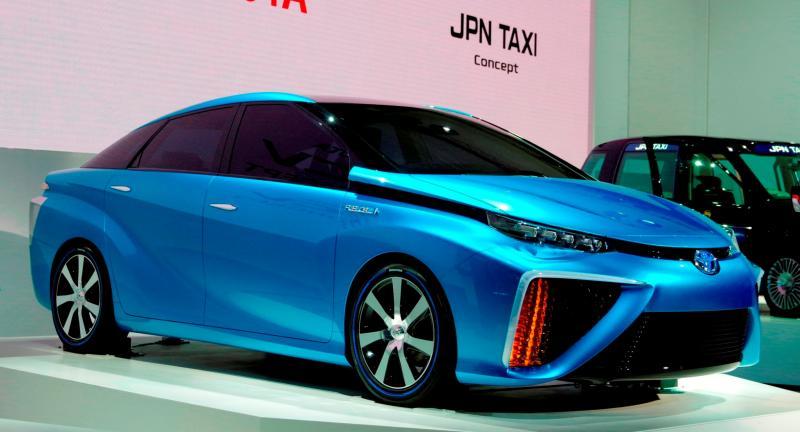 Toyota FCV CONCEPT 1
