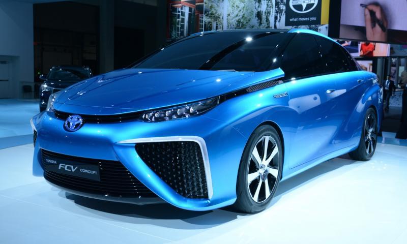 Toyota FCV CONCEPT 11