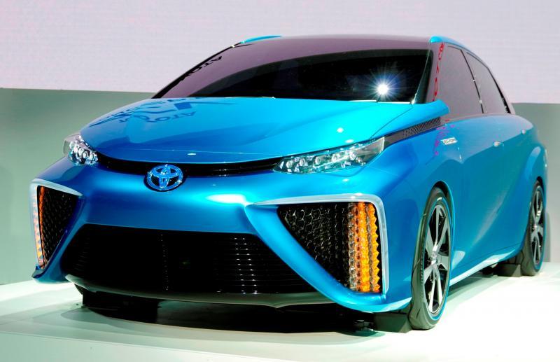 Toyota FCV CONCEPT 2