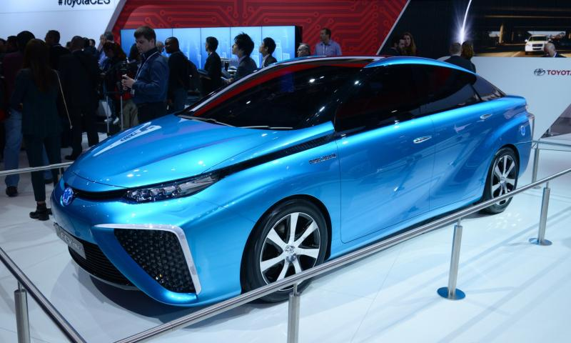 Toyota FCV CONCEPT 5