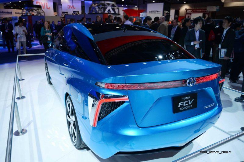 Toyota FCV CONCEPT 6
