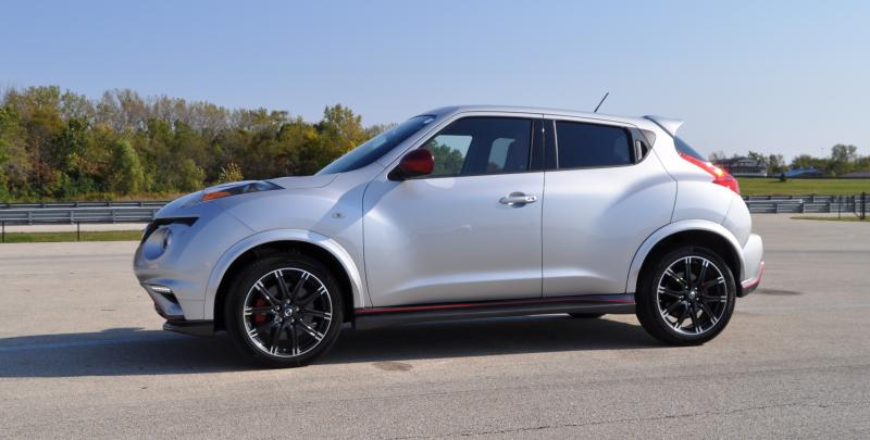 Track Drive Review - 2014 Nissan Juke NISMO RS 1
