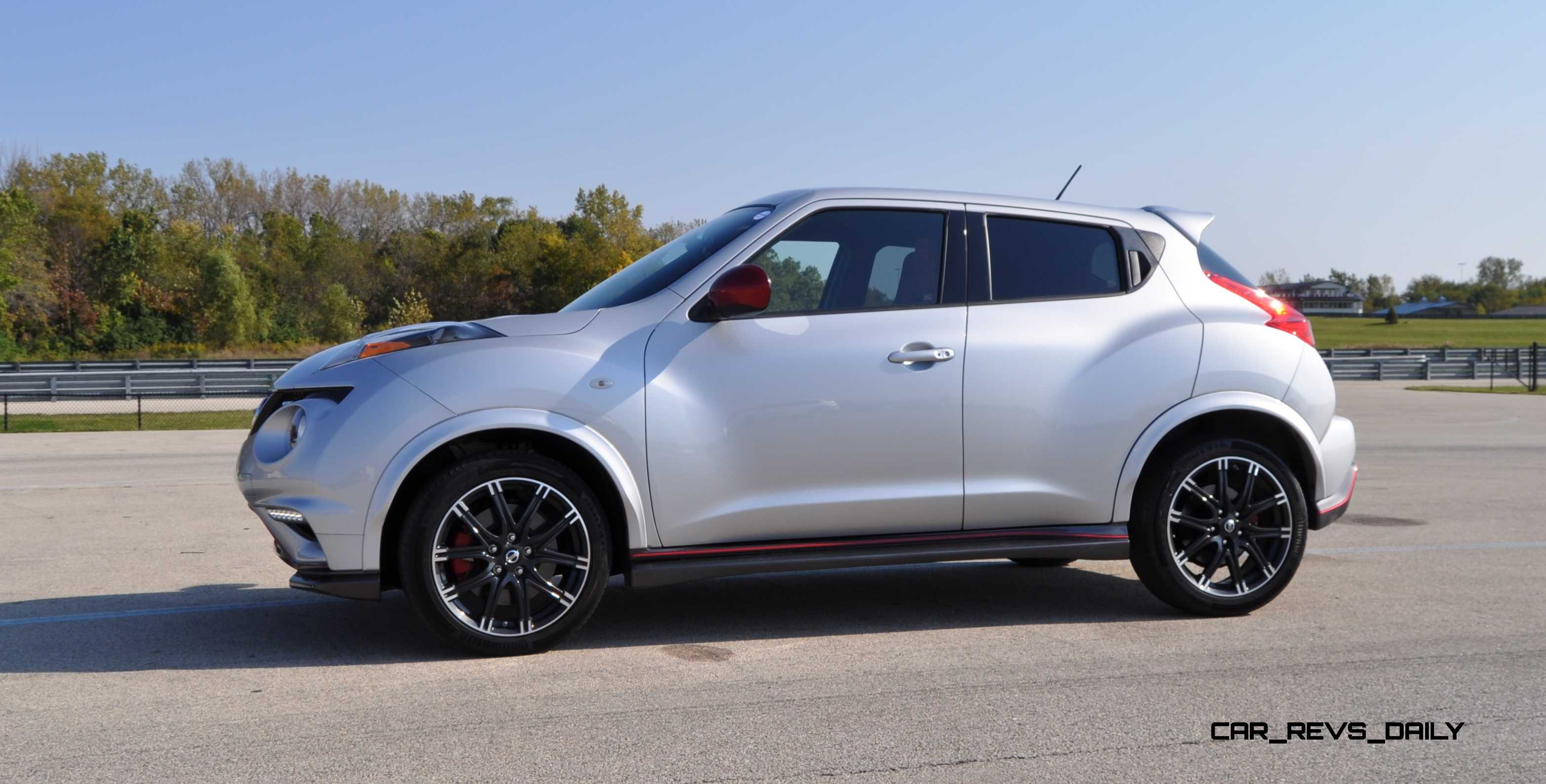 Track Drive Review - 2014 Nissan Juke NISMO RS Manual Is ...