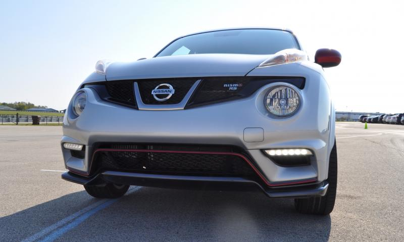 Track Drive Review - 2014 Nissan Juke NISMO RS 10