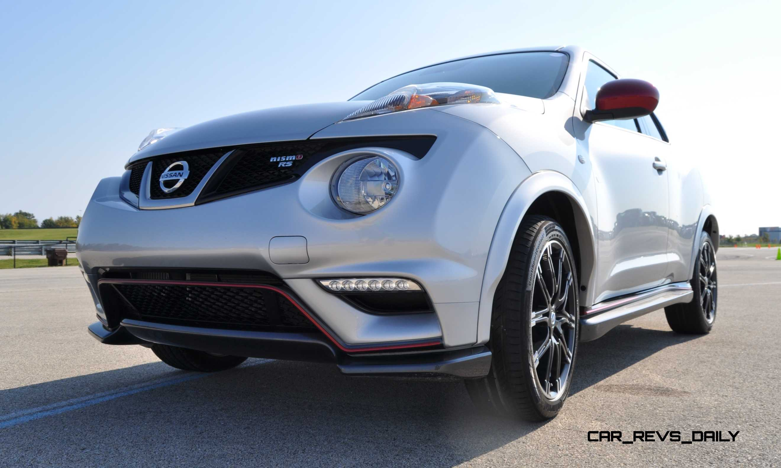 Track Drive Review 2014 Nissan Juke Nismo Rs Manual Is