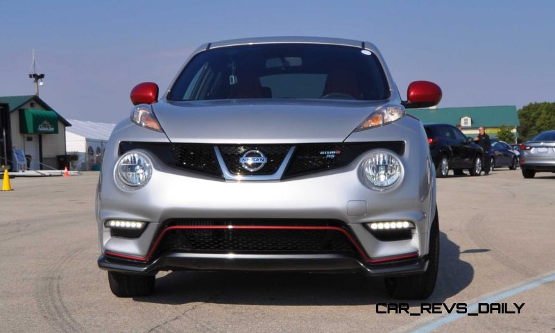 Track Drive Review - 2014 Nissan Juke NISMO RS 12