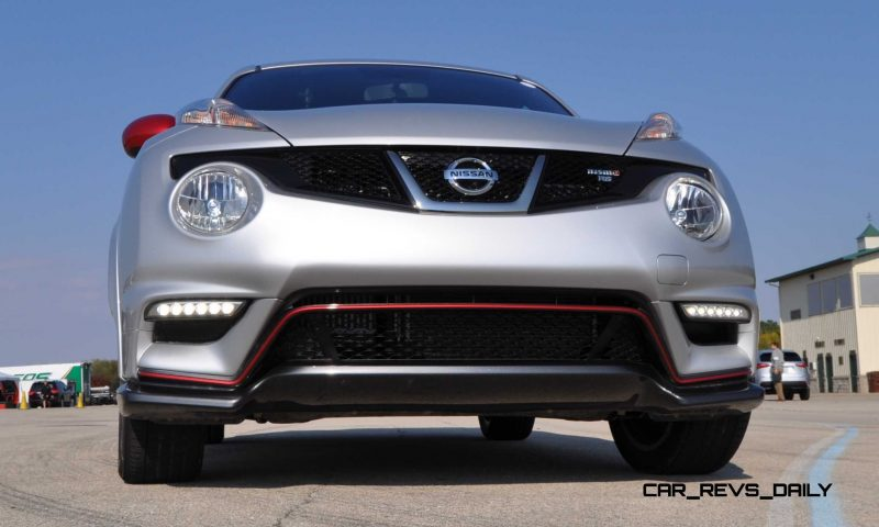 Track Drive Review - 2014 Nissan Juke NISMO RS 13