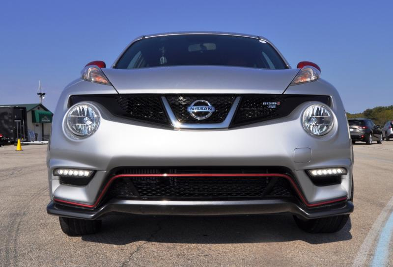 Track Drive Review - 2014 Nissan Juke NISMO RS 14
