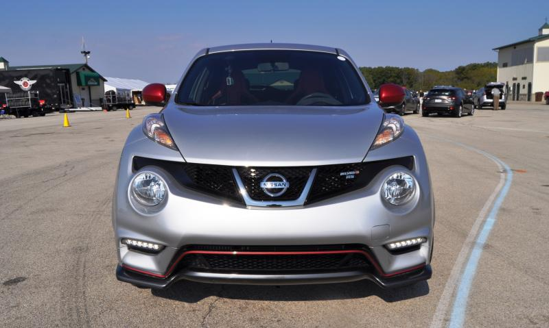 Track Drive Review - 2014 Nissan Juke NISMO RS 15