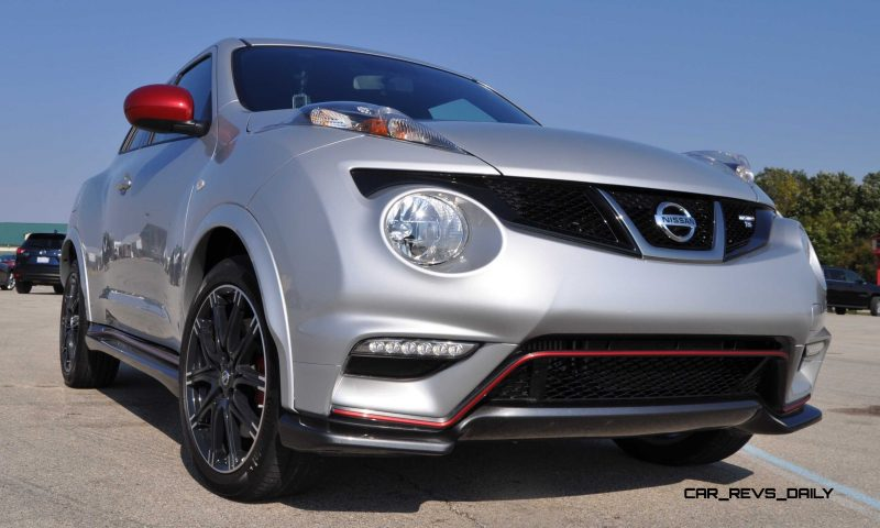 Track Drive Review - 2014 Nissan Juke NISMO RS 16