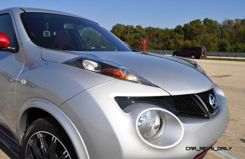 Track Drive Review - 2014 Nissan Juke NISMO RS 17