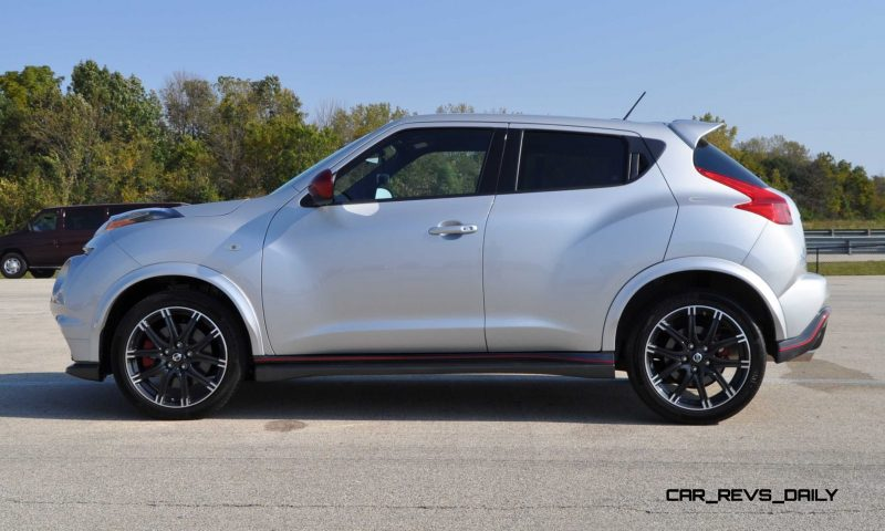 Track Drive Review - 2014 Nissan Juke NISMO RS 2