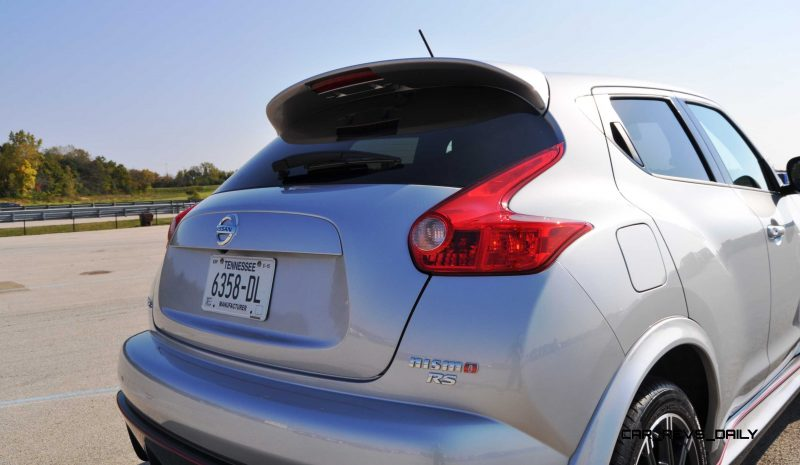 Track Drive Review - 2014 Nissan Juke NISMO RS 20