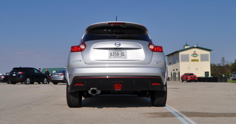 Track Drive Review - 2014 Nissan Juke NISMO RS 4