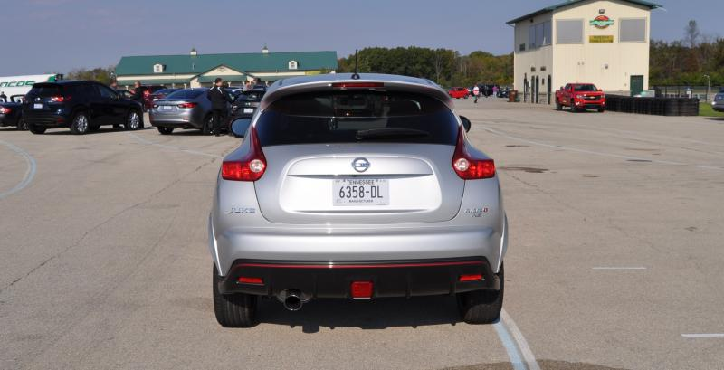 Track Drive Review - 2014 Nissan Juke NISMO RS 5