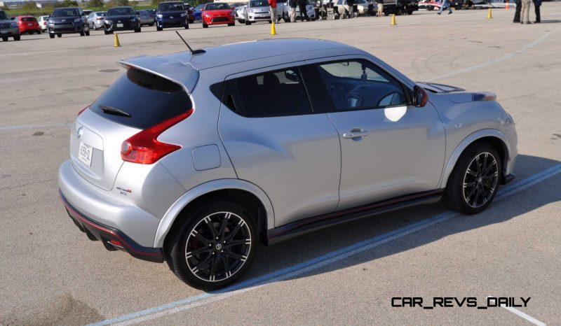 Track Drive Review - 2014 Nissan Juke NISMO RS 7