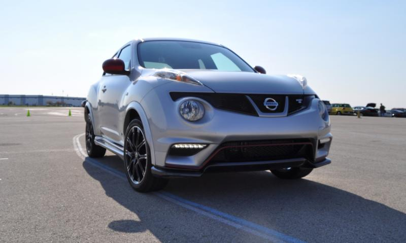 Track Drive Review - 2014 Nissan Juke NISMO RS 8