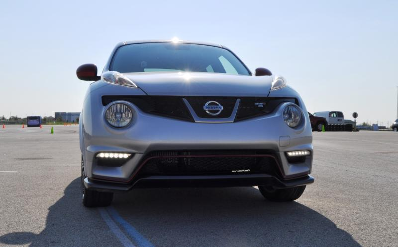 Track Drive Review - 2014 Nissan Juke NISMO RS 9