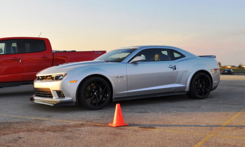 Track Drive Review - 2015 Chevrolet Camaro Z28 Is A Racecar With License Plates! 1