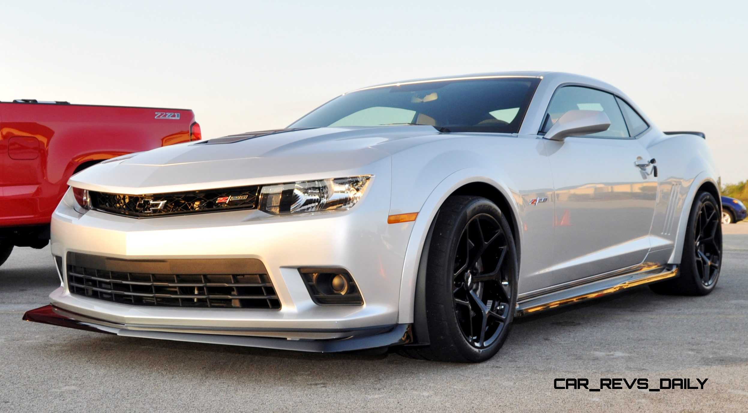 2015 chevrolet camaro z28 - photo #26