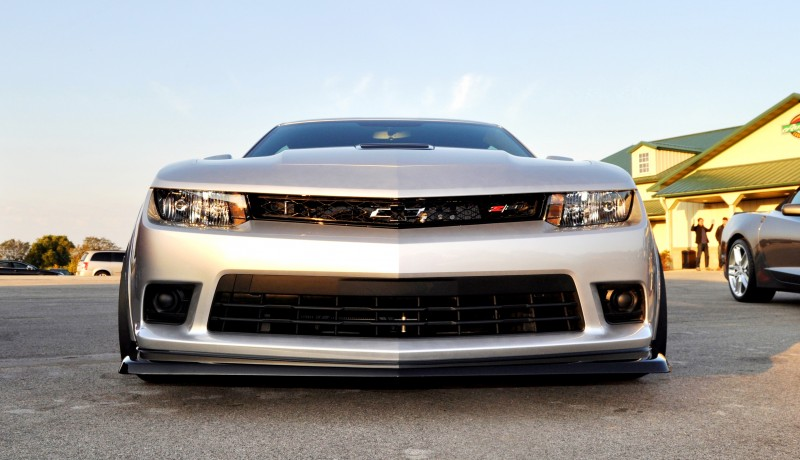 Track Drive Review - 2015 Chevrolet Camaro Z28 Is A Racecar With License Plates! 6