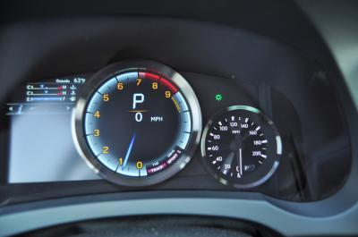 Track Drive Review - 2015 Lexus RCF Is Roaring Delight Around Autobahn Country Club 35