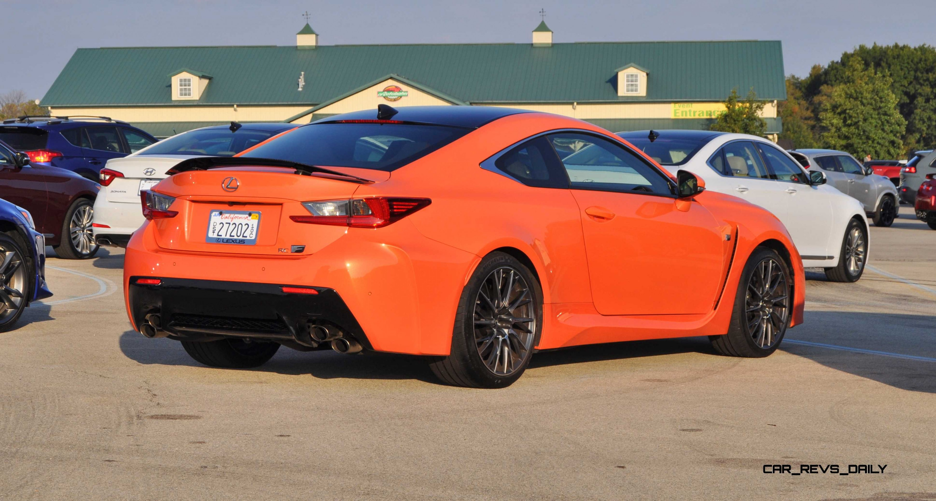 Best Of Awards 2015 Lexus Rc F Review In 3 Videos 170