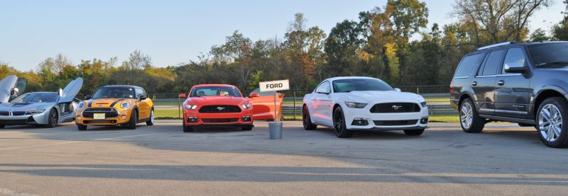 Track Test Review - 2015 Ford Mustang GT in 4K Video 1