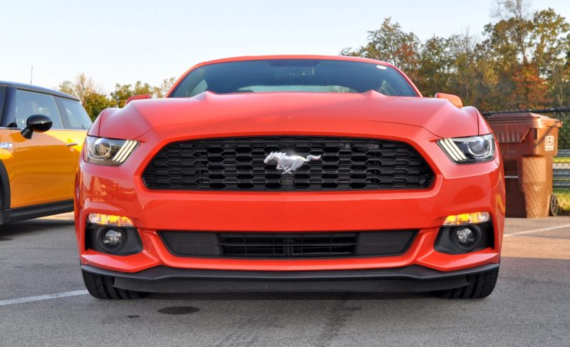 Track Test Review - 2015 Ford Mustang GT in 4K Video 13