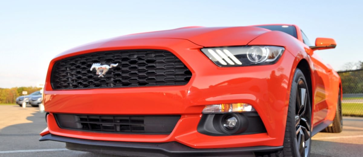 Track Test Review - 2015 Ford Mustang GT in 4K Video 14
