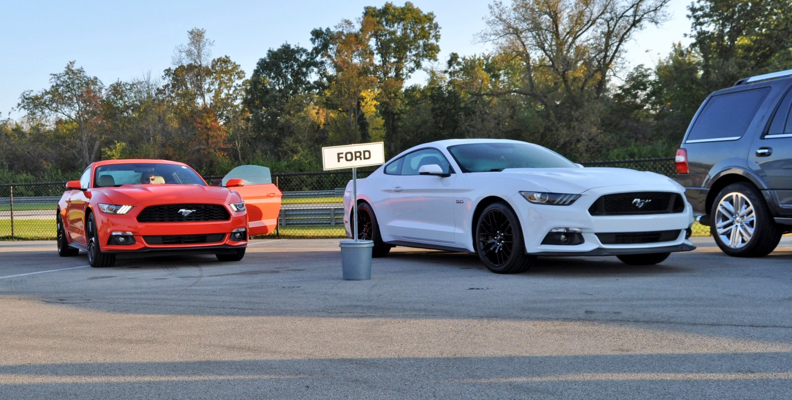 Track Drive Video Review 2015 Ford Mustang Gt Engine