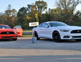 Track Drive Video Review – 2015 Ford Mustang GT
