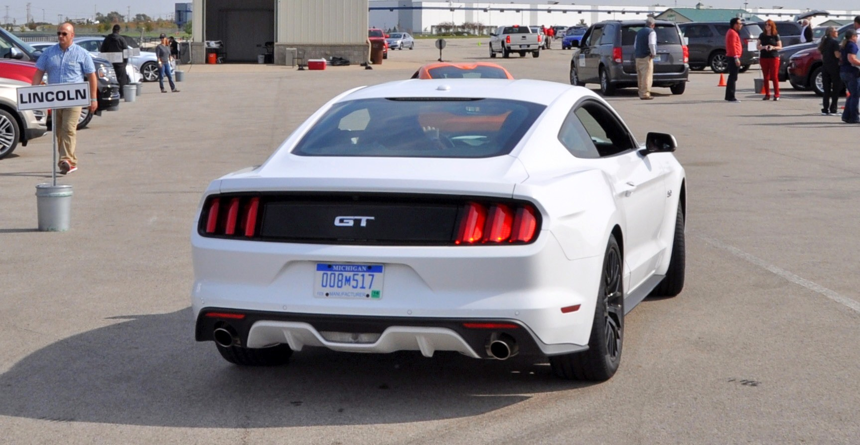 2016 ford mustang gt coupe -michael hardy