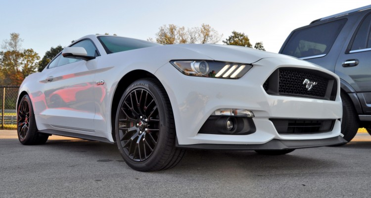 Track Test Review - 2015 Ford Mustang GT in 4K Video 4