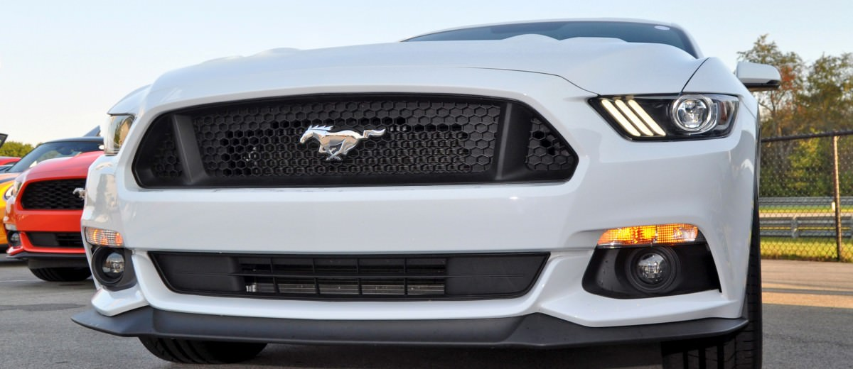 Track Test Review - 2015 Ford Mustang GT in 4K Video 5