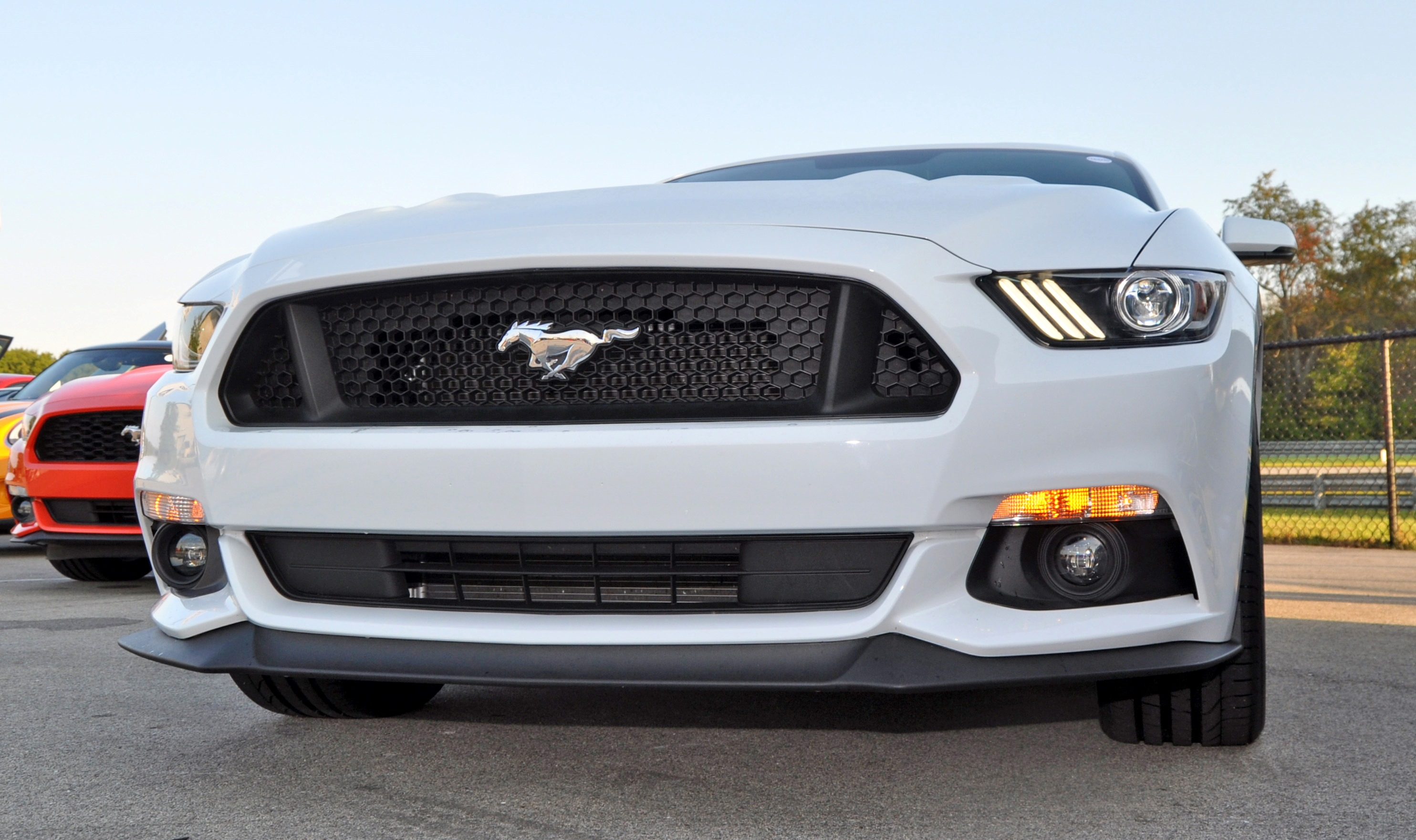 my best video of 2014 - 2015 ford mustang gt track drive review