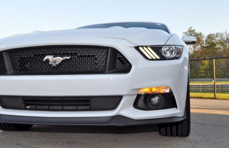 Track Test Review - 2015 Ford Mustang GT in 4K Video 6