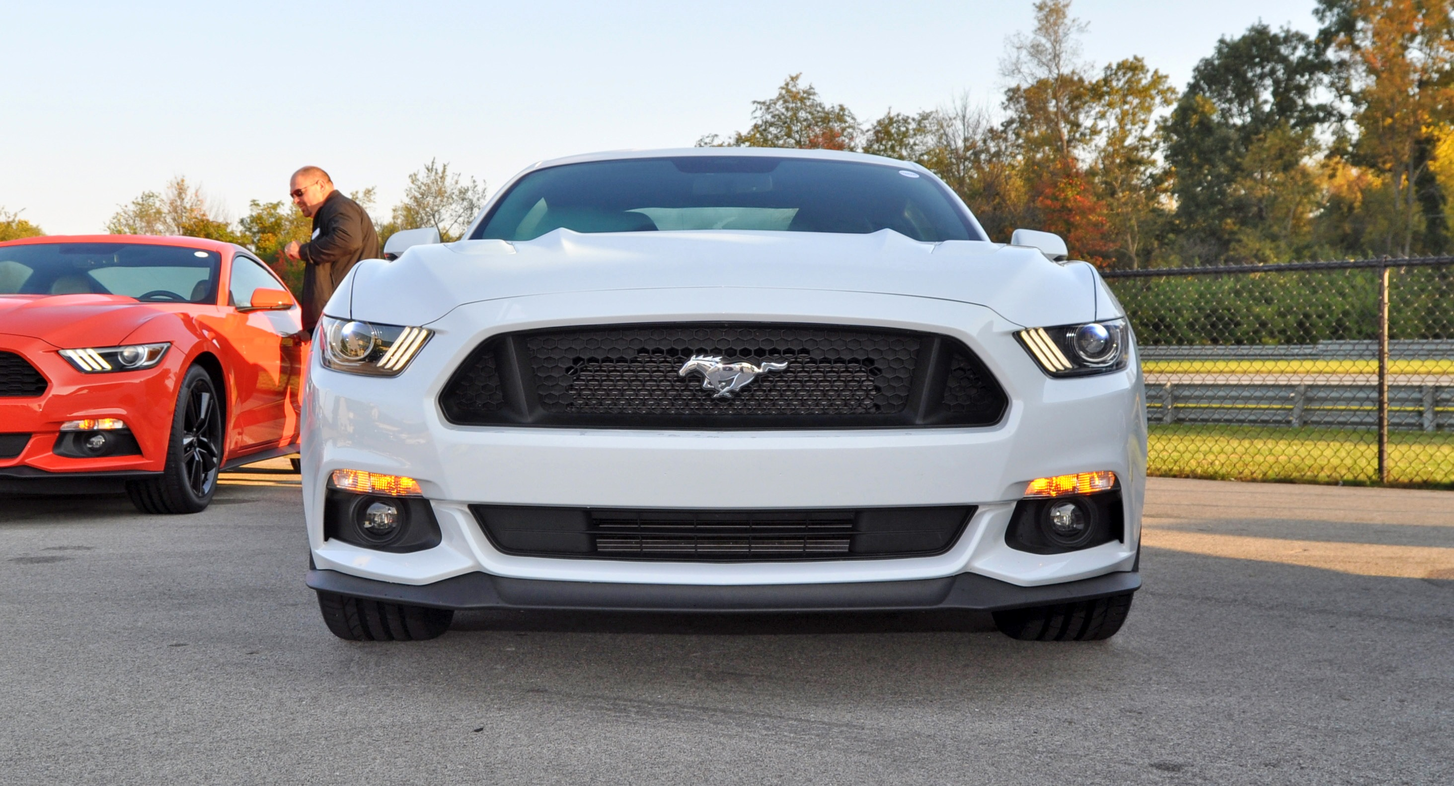 car reviews track tests ford mustang shelby gt dyno tested.