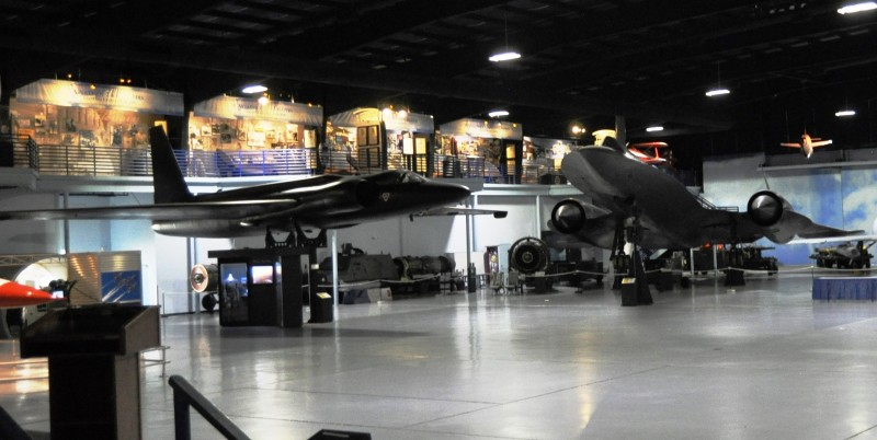 Travel Adventures - Aviation Hall of Fame - U2 Spy Plane and D-21 Recon Drone 11