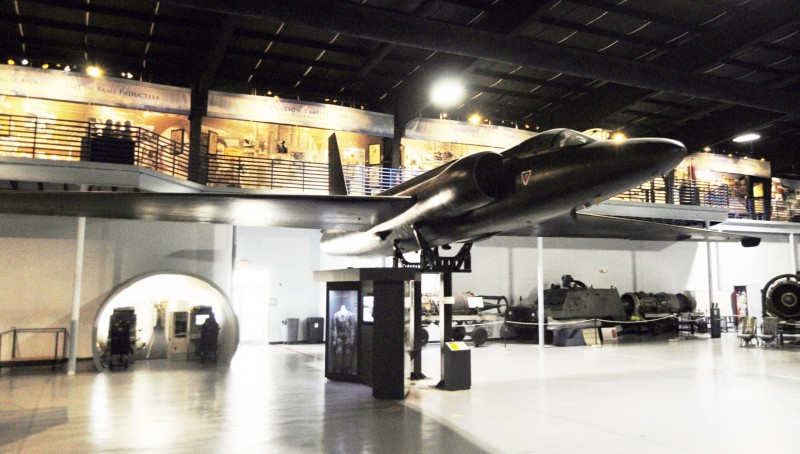 Travel Adventures - Aviation Hall of Fame - U2 Spy Plane and D-21 Recon Drone 12