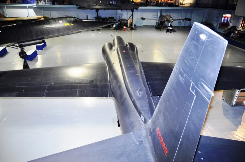 Travel Adventures - Aviation Hall of Fame - U2 Spy Plane and D-21 Recon Drone 17